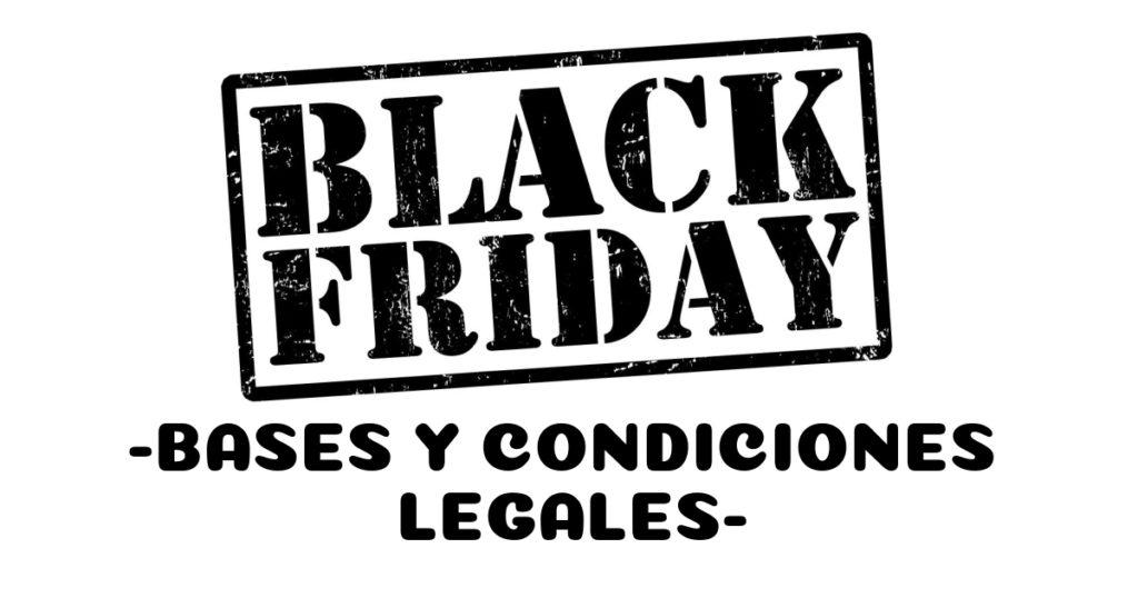 BASES Y CONDICIONES LEGALES DEL BLACK FRIDAY DE FARMACIA AVENIDA.