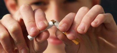 Tabaco abandónalo.